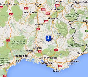 France Lavande - Montguers