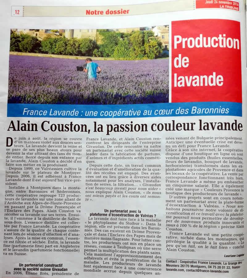 Article La Tribune