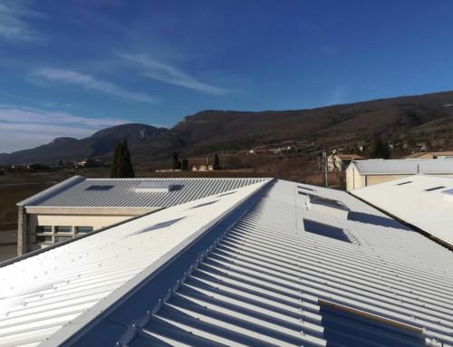 France Lavande – De nouvelles toitures